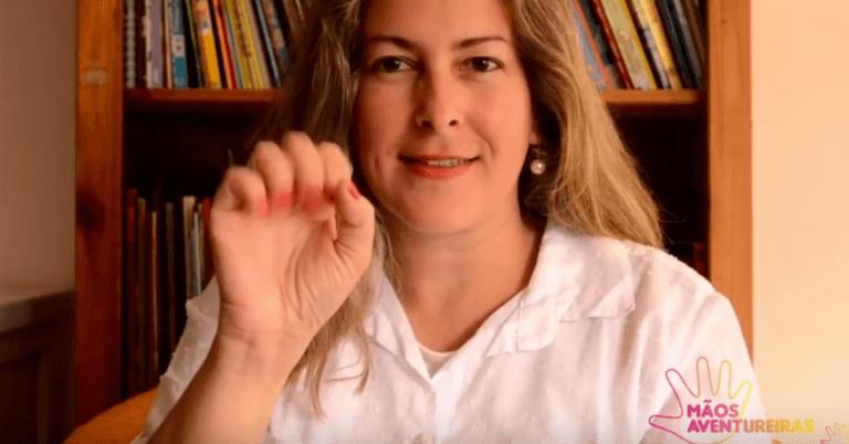 'Mãos Aventureiras': canal de histórias infantis em Libras