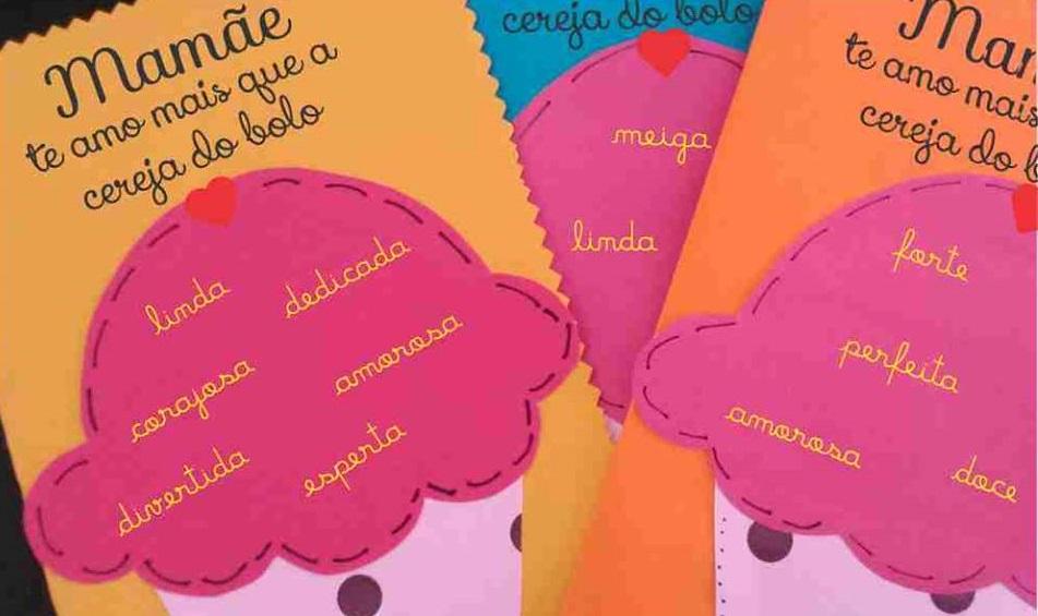 Dia das Mães | Cartão Docinho