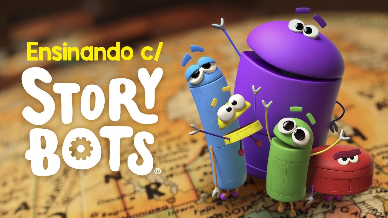 Conheça os StoryBots