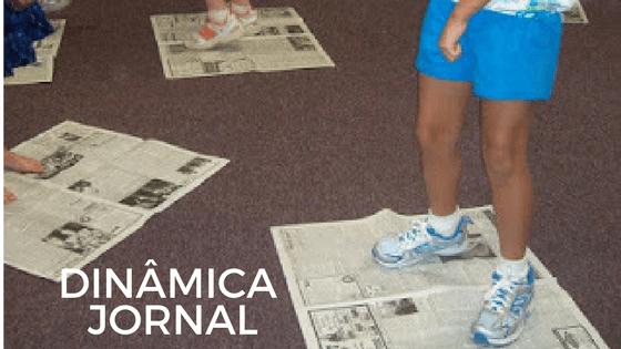 Dinâmica Dança no Jornal