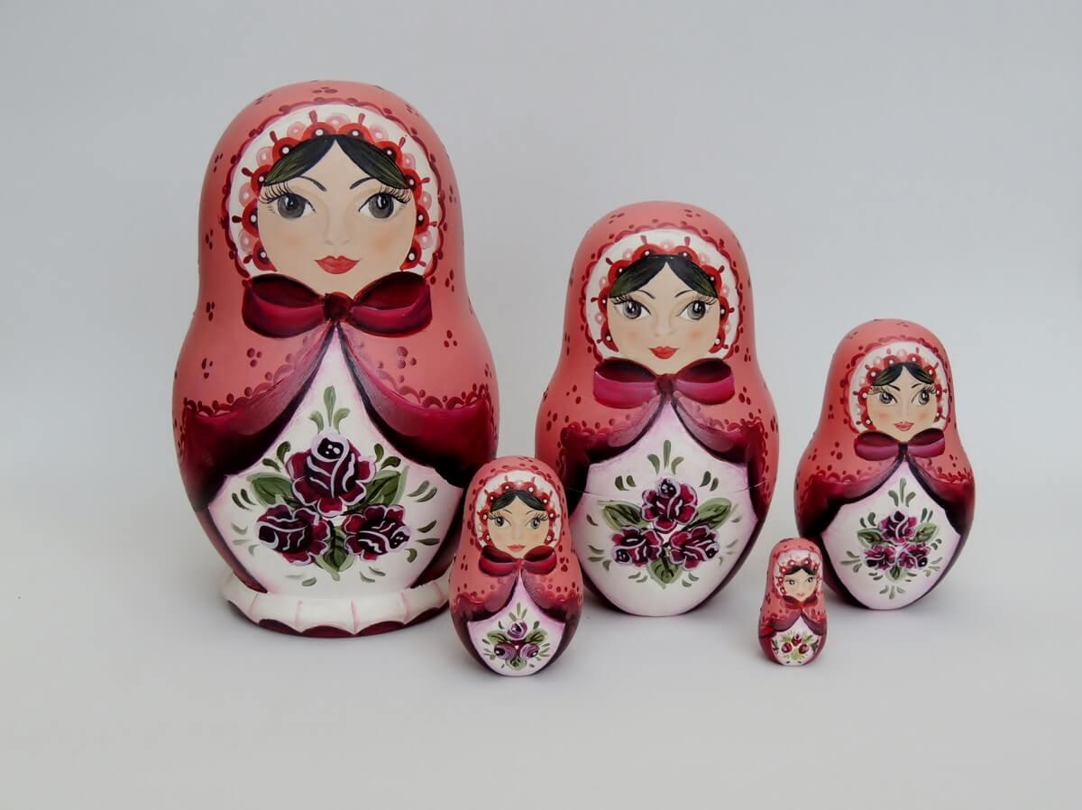 O que é Matrioska – Cultura Russa