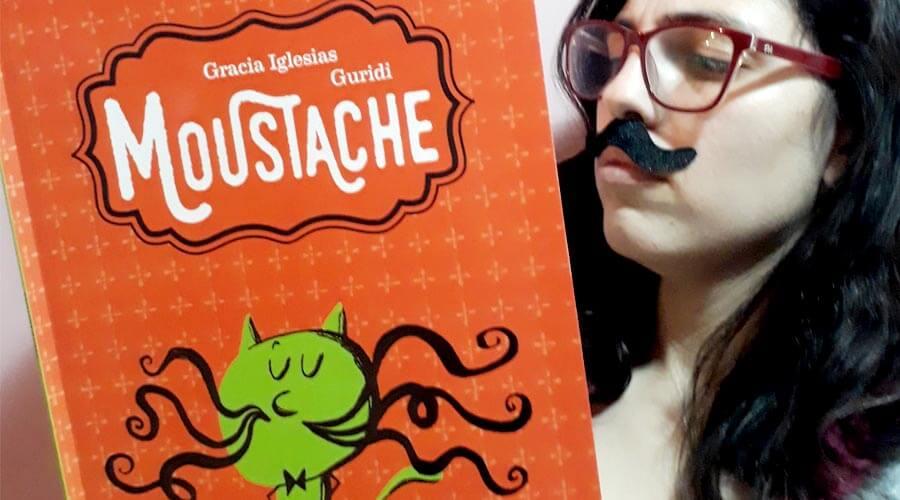 Livro Moustache