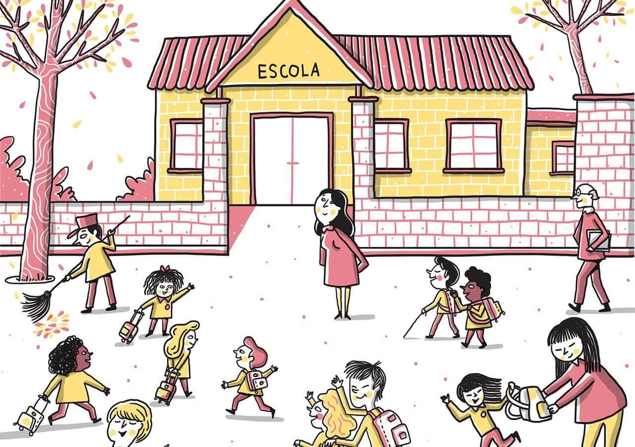 Encarando bullying, brigas e ansiedade nas escolas