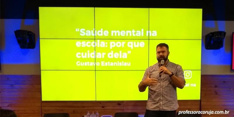 Encontro Nova Escola – A Saúde Mental na Escola