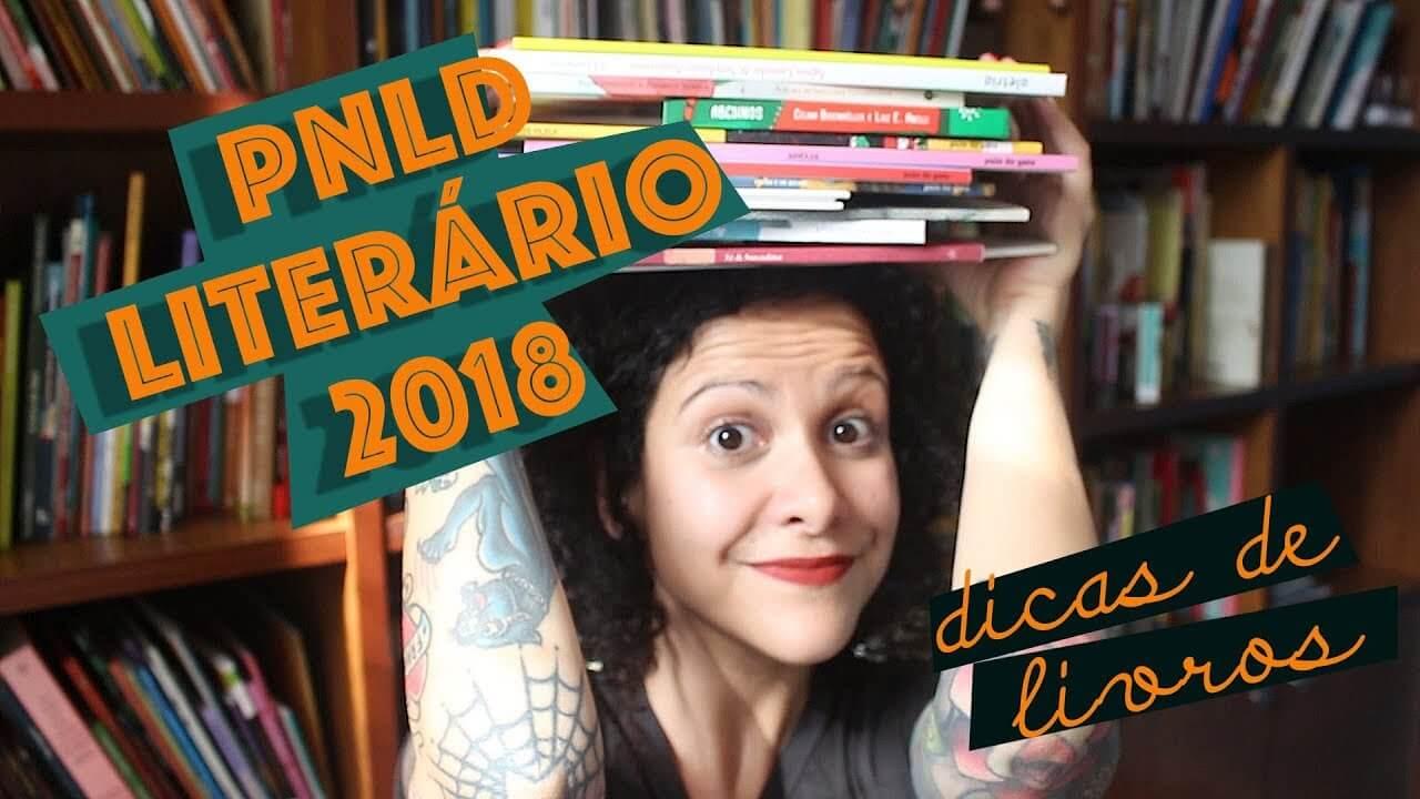 Dicas de livros PNLD 2018