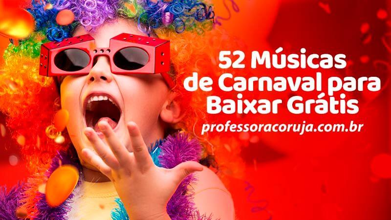 Músicas de Carnaval para baixar