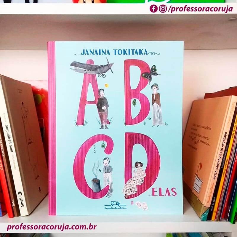Dica de Livro: ABC Delas