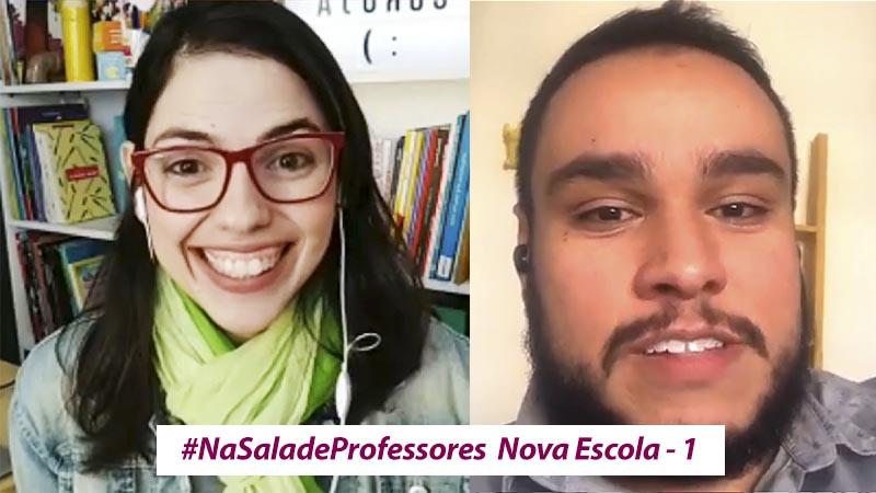 #NaSaladeProfessores Nova Escola – 1