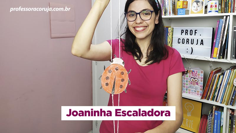 Joaninha Escaladora