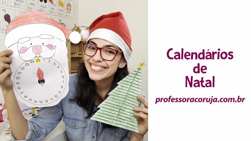 Calendários de Natal